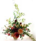 光触媒アートフラワー、造花のフラワーアレンジオーダーメイド33