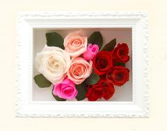 花、ブーケの保存 加工 プリザーブドフラワー事例48