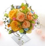 海外発送の花 事例6