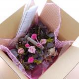 海外発送の花 事例23