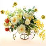 海外発送の花 事例46