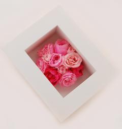 花、ブーケの保存 プリザーブドフラワーへ加工アレンジ24