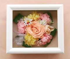 花、ブーケ保存 プリザーブドフラワーへ加工アレンジ29