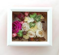 ブーケ 花の保存 プリザーブドフラワー加工39
